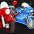 Cartoon Motorbike Jigsaw