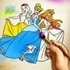 Princesses Coloring Book